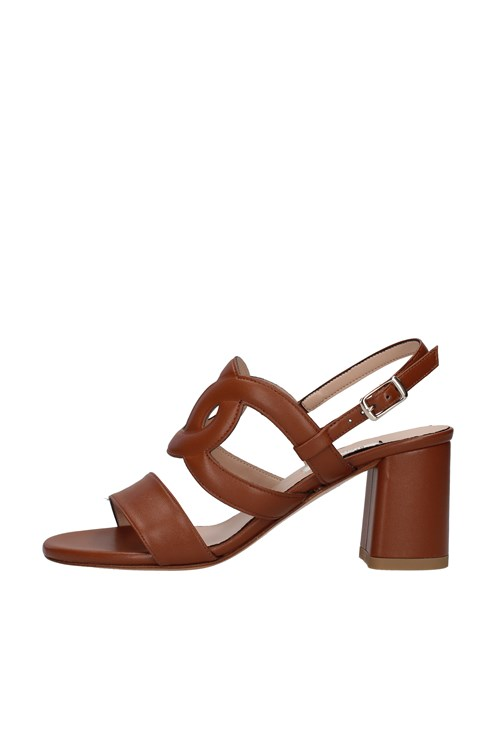 L'amour By Albano With heel BROWN