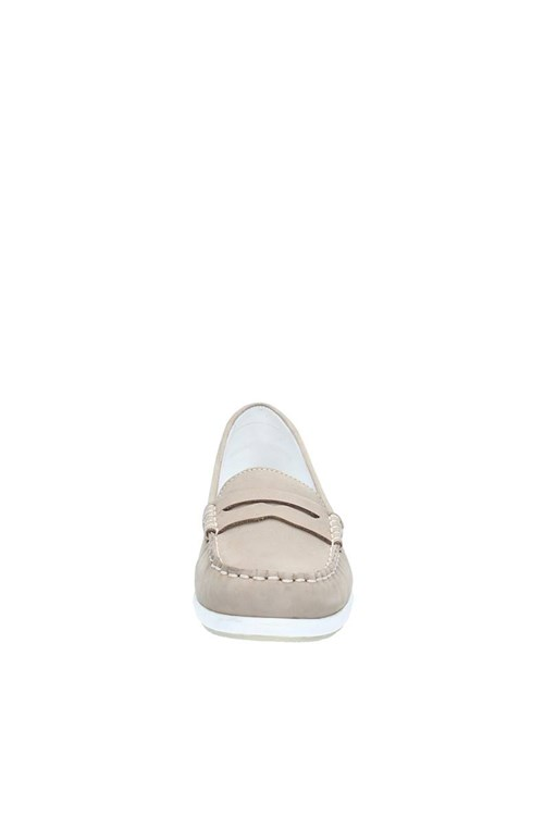Cinzia Soft Loafers ECRU