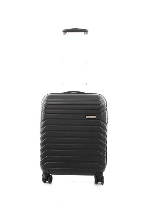 Roncato FUSION TROLLEY CABIN 4 WHEELS 55 CM BLACK