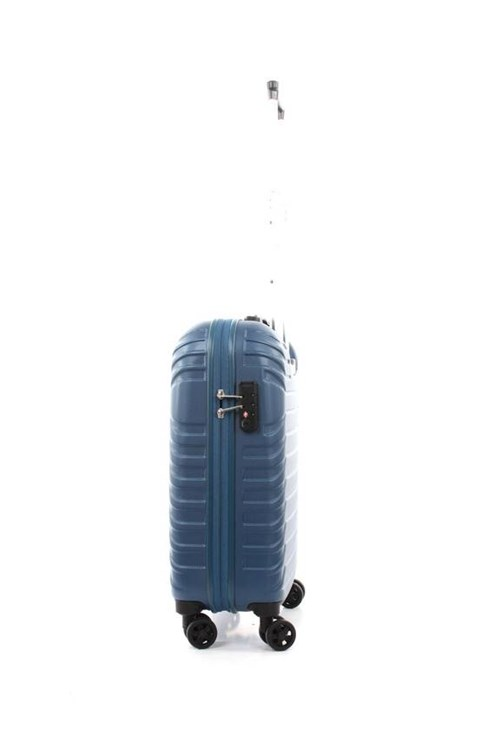 Roncato FUSION TROLLEY CABIN 4 WHEELS 55 CM BLUE