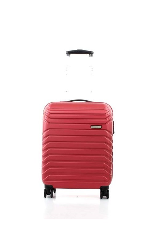 Roncato FUSION TROLLEY CABIN 4 WHEELS 55 CM RED
