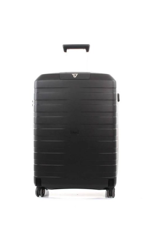 Roncato BOX 2.0 TROLLEY MEDIO 69 CM 4 RUOTE NERO