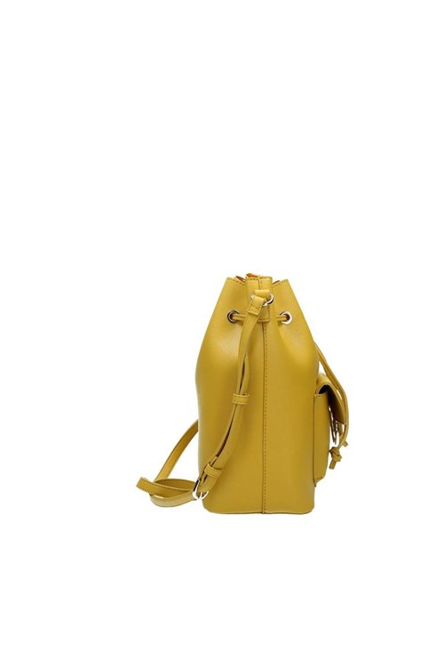 Rocco Barocco Shoulder Strap YELLOW