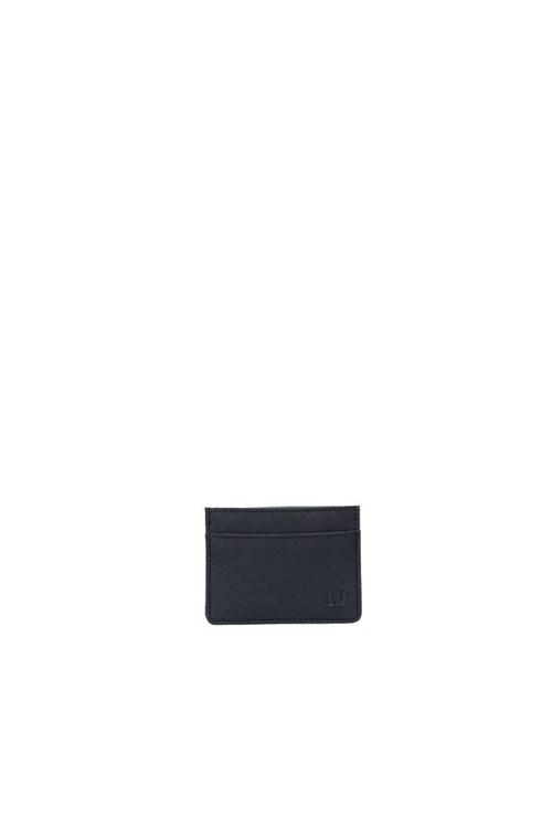 Fred Perry Wallets BLACK