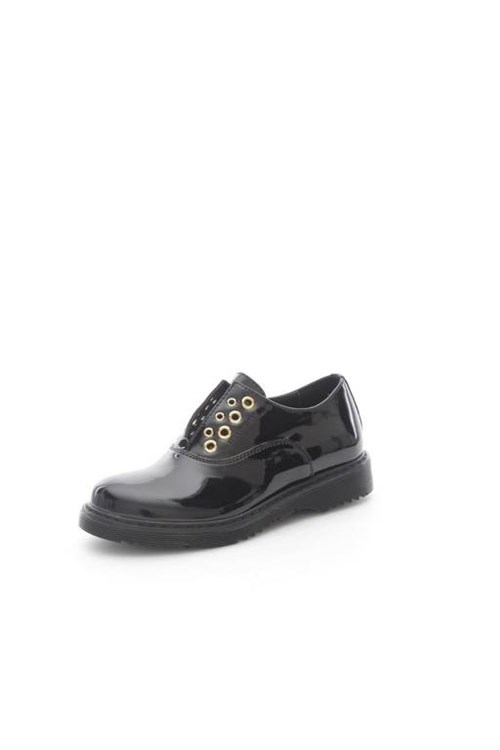 Cult Junior Loafers BLACK