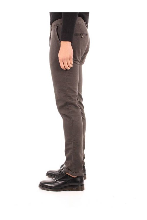 Mason's - Powell Trousers BROWN
