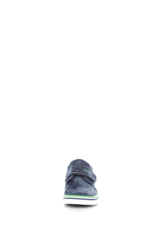 Geox Junior Loafers BLUE