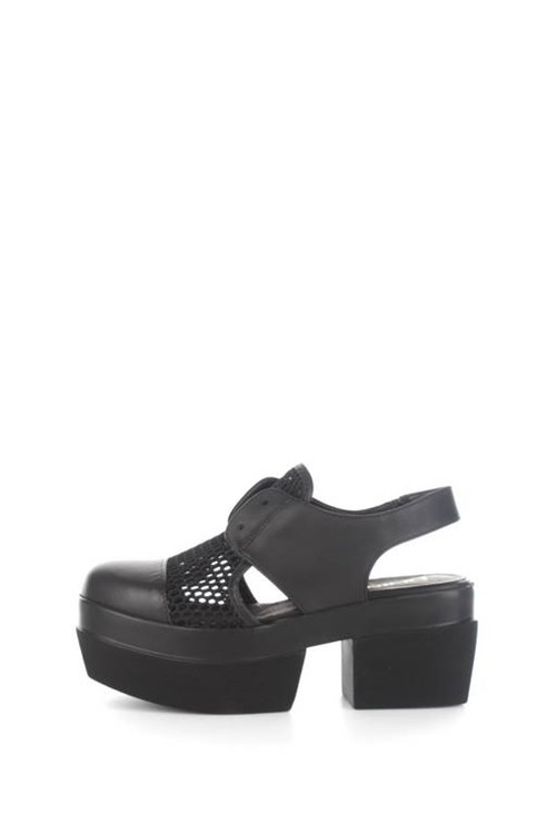Cult With heel BLACK