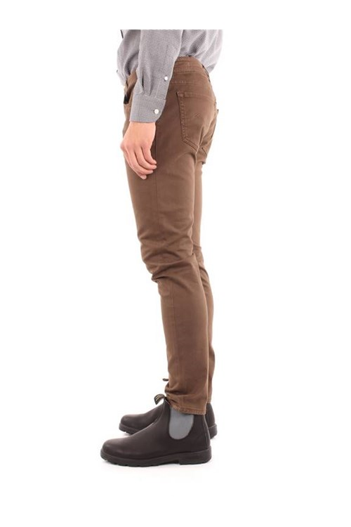 Sp1 Trousers BROWN
