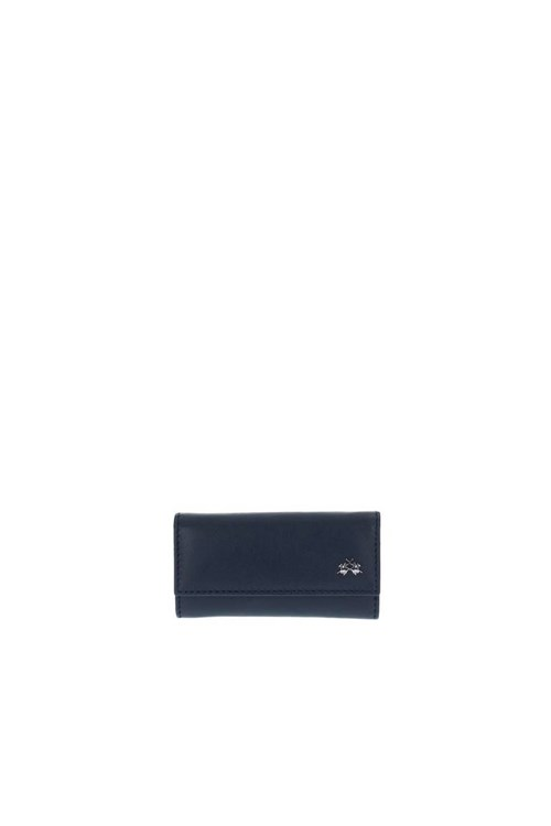 La Martina Keychain NAVY BLUE