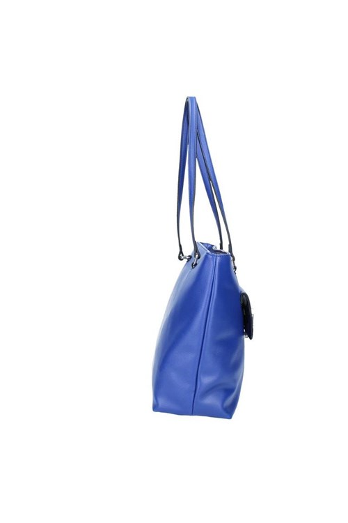 Rocco Barocco Shoulder Strap BLUE