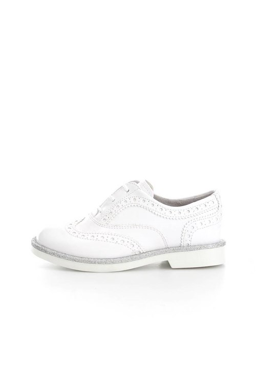 Nero Giardini Junior Laced WHITE