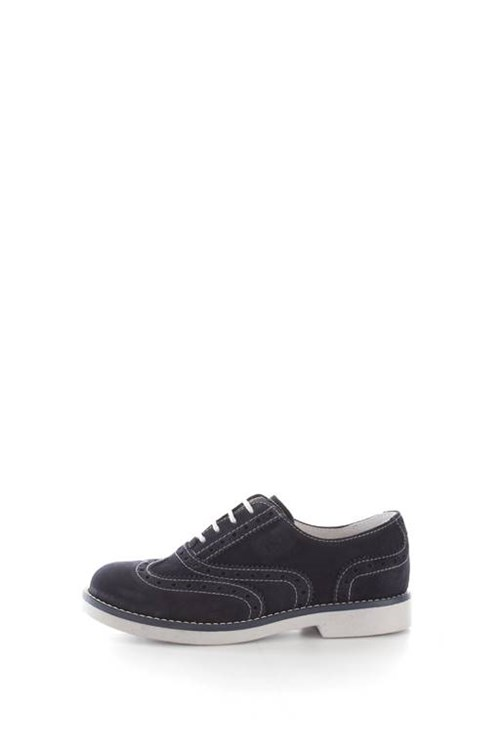 Nero Giardini Junior Shoes With Laces BLUE