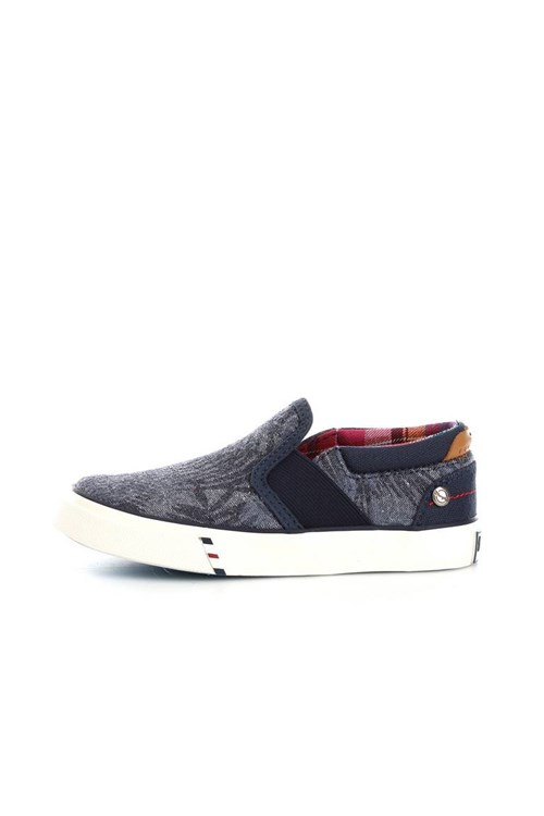 Wrangler Junior Loafers BLUE