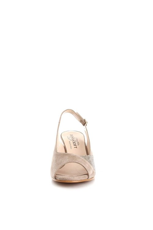 Donna Soft With heel ECRU