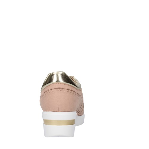 Gattinoni Roma Shoes Woman With wedge PINK PENDE0884WR