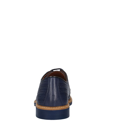 Igi&co Shoes Man Laced BLUE 3101911