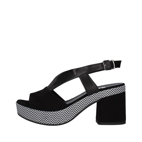 Tres Jolie Shoes Woman With heel BLACK 1915