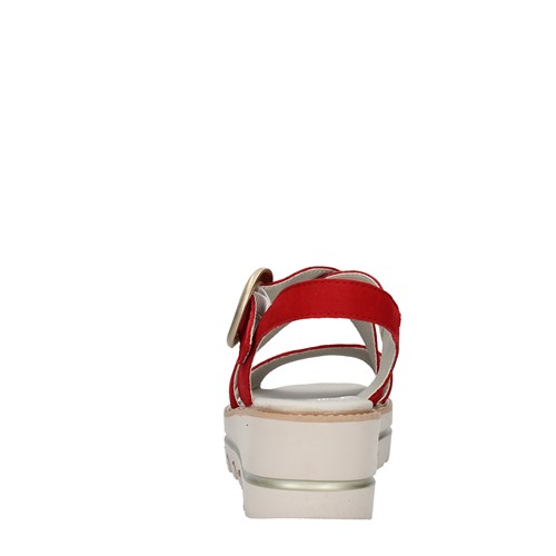 Callaghan Shoes Woman With wedge RED 22703