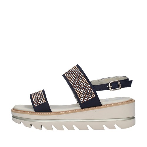 Callaghan Shoes Woman With wedge NAVY BLUE 22711