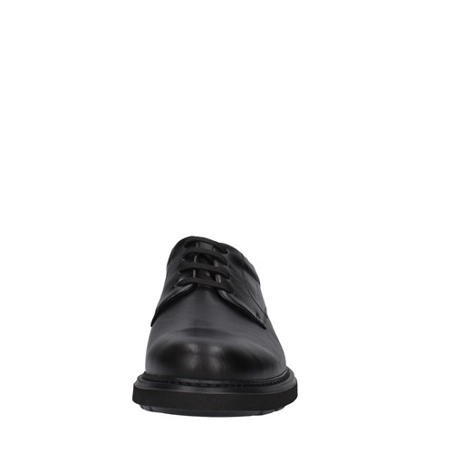Callaghan Shoes Man Laced BLACK 16400