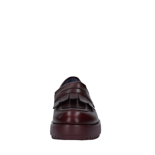 Callaghan Shoes Woman Loafers BORDEAUX 25307