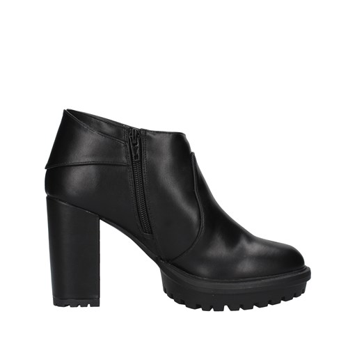 Gattinoni Roma Shoes Woman boots BLACK PINCM0914WC