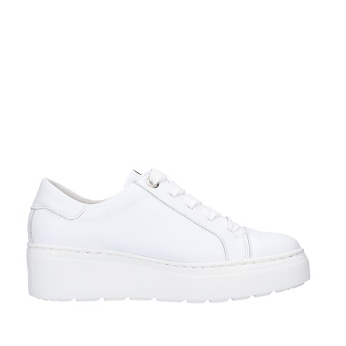 Callaghan Shoes Woman With wedge WHITE 14920