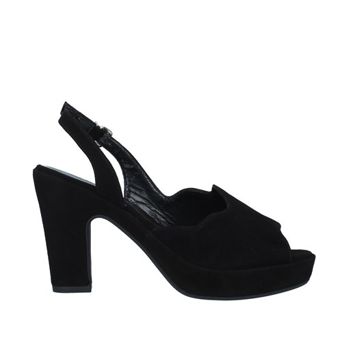 Tres Jolie Shoes Woman With heel BLACK 1919/MARA