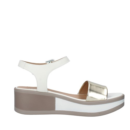 Tres Jolie Shoes Woman With wedge GOLD 2662/AXA