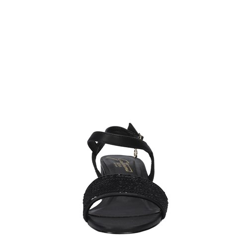 Gattinoni Roma Shoes Woman With heel BLACK PENCL0976WC