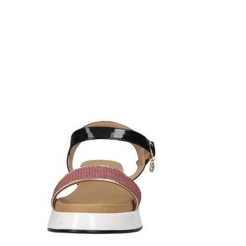 Gattinoni Roma Shoes Woman With wedge PINK PENCV0997WP