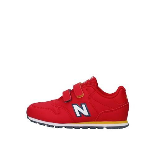 new balance 574v1 rossa bambino