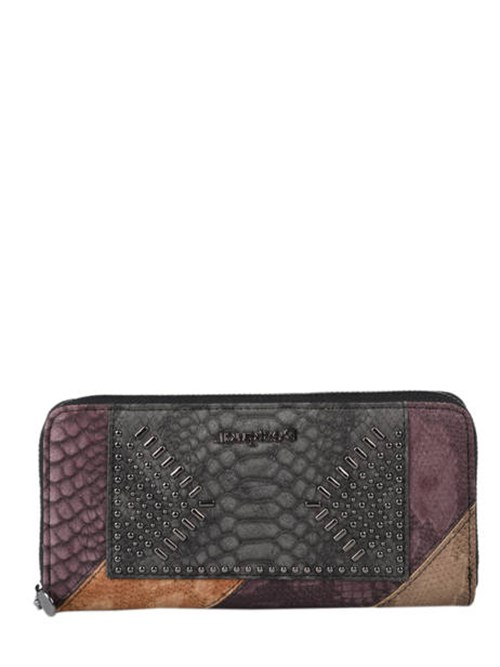 Desigual Accessories Accessories Wallets BROWN 20WAYP12