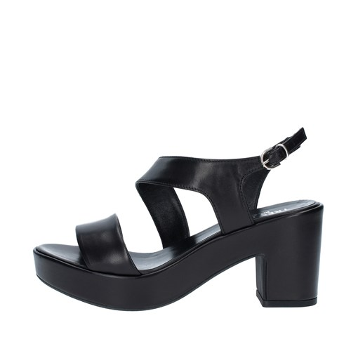 Tres Jolie Shoes Woman With heel BLACK 2661/G60