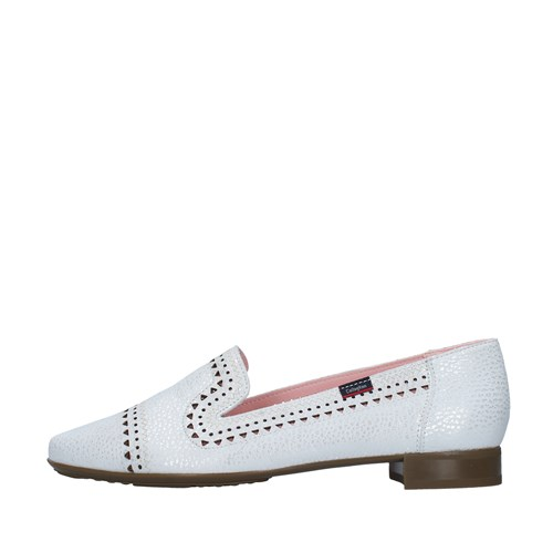 Callaghan Shoes Woman Loafers SILVER 98961