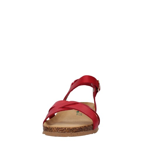 Bionatura Shoes Woman With wedge RED 12FREGE