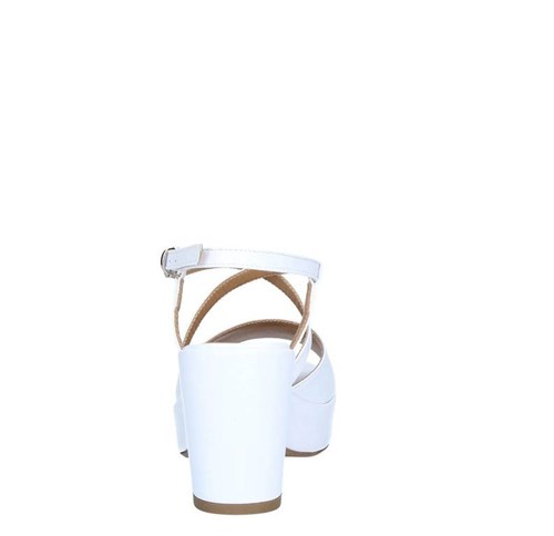 Tres Jolie Shoes Woman With heel WHITE 2615
