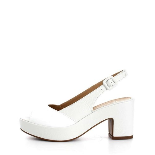 Tres Jolie Shoes Woman With heel WHITE 5127