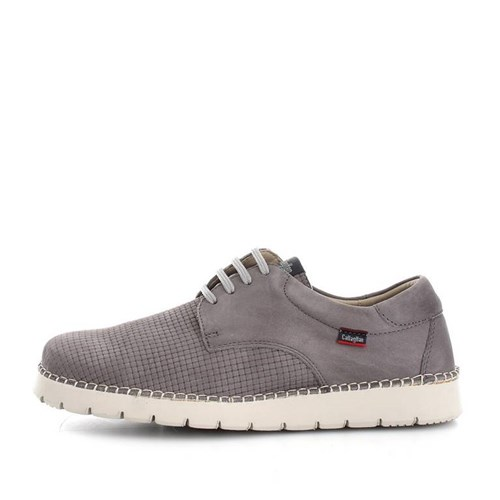 Callaghan Shoes Man Laced GREY 11401